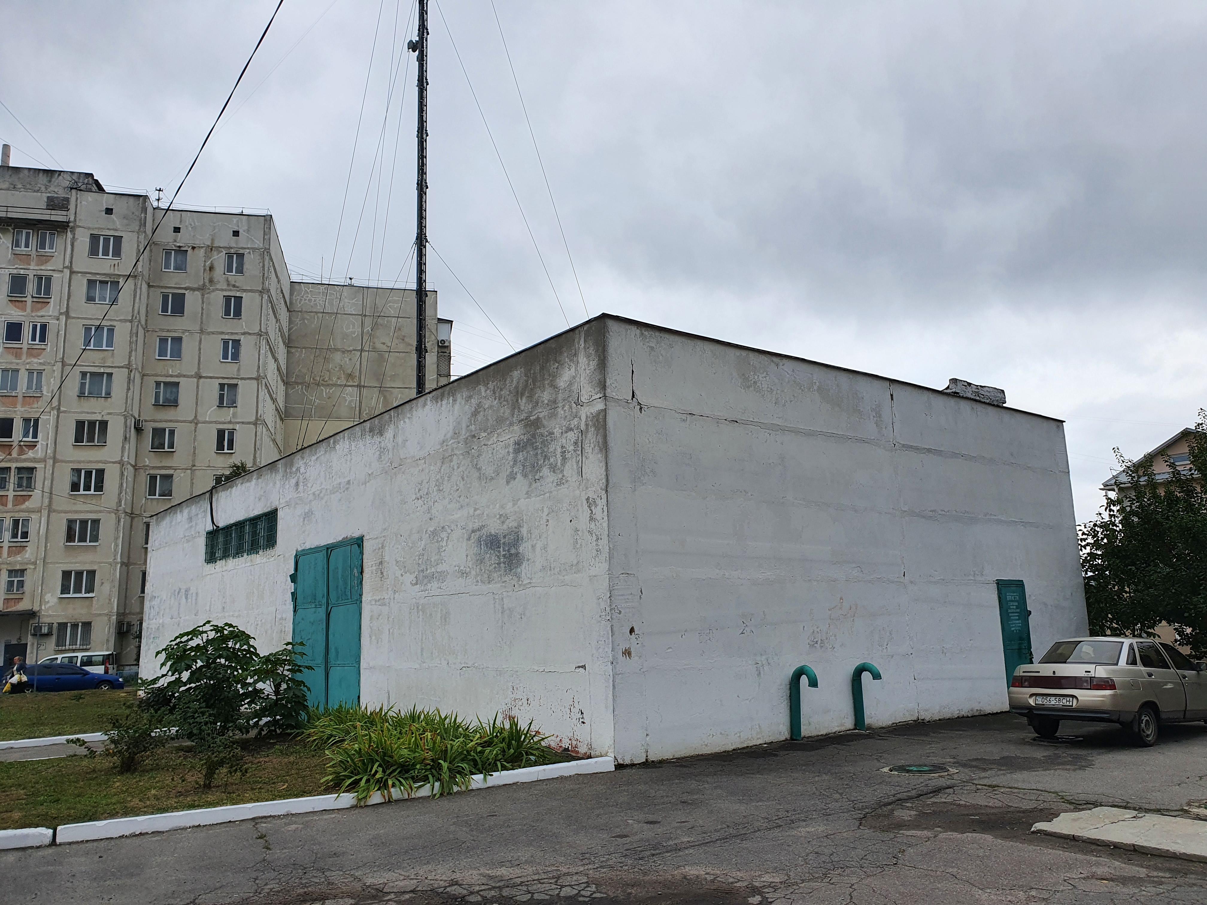 Аренда нежитлового приміщення на території ЦТП-278, квартал 278, 7В