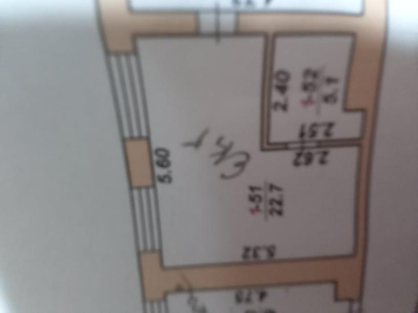 Аукціон з передачі в оренду приміщення загальною площею 53,0 кв.м.