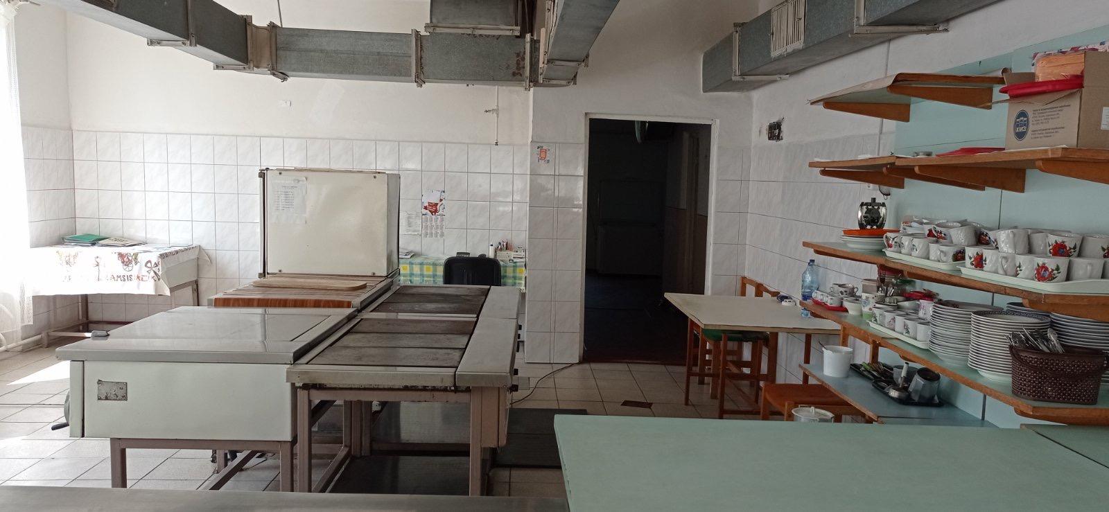 Передача в оренду об'єкта комунального майна Холмківської територіальної громади -   частина приміщення комплексу, загальноосвітньої школи І-ІІІ ступенів приміщення столової