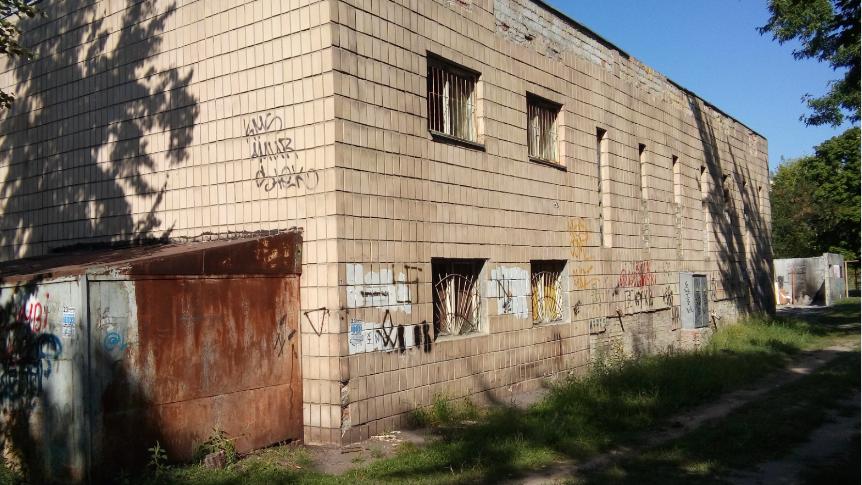 Оренда нежитлових приміщень  площею 115,3 кв.м за адресою: м. Київ, просп. Гонгадзе Георгія, 9-А літ.Б